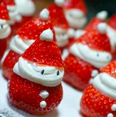 fruit week 501 mandarijn per leerling1 kiwi per leerling1 appel per leerlingIdeetjes voor de feestdagen: