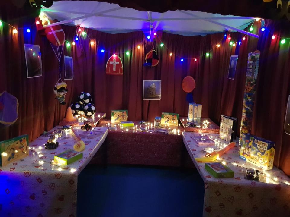 Sinterklaas was vandaag op t Padland. Natuurlijk ook op de site een compilatie van foto's